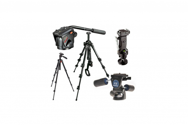 Tripods and Studio Equipment