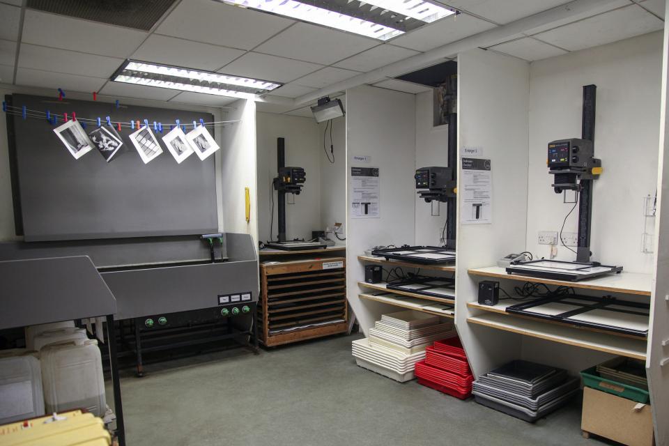 Communal darkroom