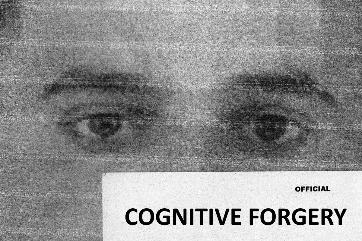 Cognitive Forgery Image